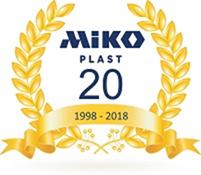 Miko Plast 20 år