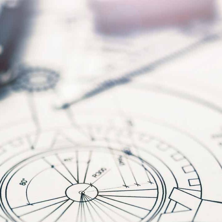 konstruksjon - teknisk tegning